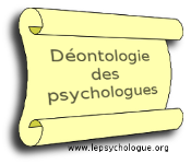 La responsabilité du psychologue